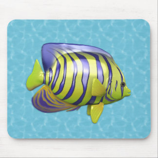 Angelfish Mousepad