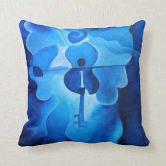 Angelic Concerto 2010 Throw Pillow