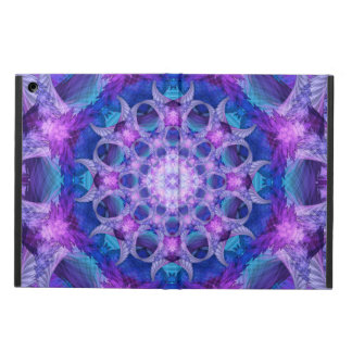 Angelic Gateway Mandala iPad Air Covers