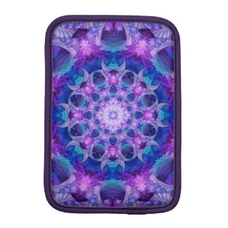 Angelic Gateway Mandala iPad Mini Sleeves