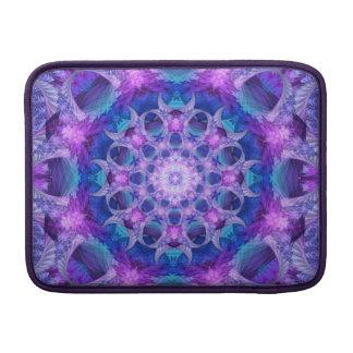 Angelic Gateway Mandala MacBook Air Sleeves