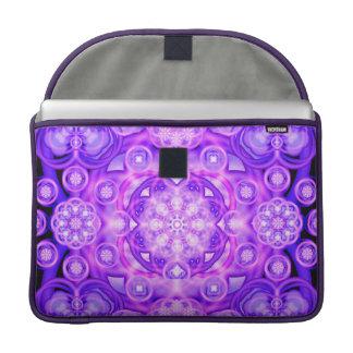 Angelic Gateway Mandala Sleeves For MacBook Pro