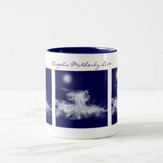 Angelic Motherly Love Coffee Mug