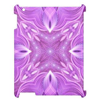 Angelic Realm Mandala iPad Cover