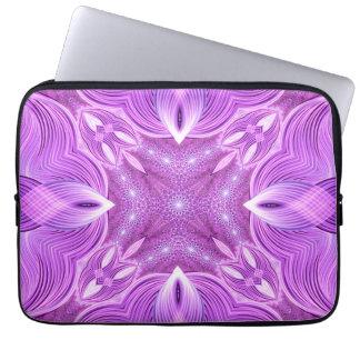 Angelic Realm Mandala Laptop Computer Sleeves