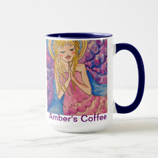 Angelica Mug Personalized for amber