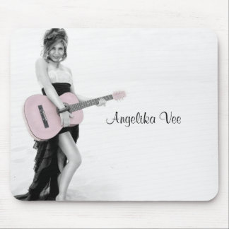 Angelika Vee Mouse Pad