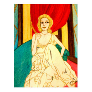 Angelique Postcard