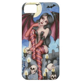 Angelique - Vampire Fairy iPhone 5 Case