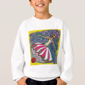 Angelique's Tea Party in June Sweatshirt