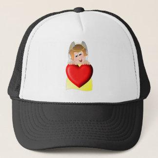 angellove trucker hat