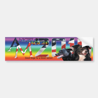 Angelo and Maggie 2016 Bumper Sticker