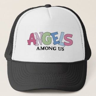 Angels Among Us Trucker Hat