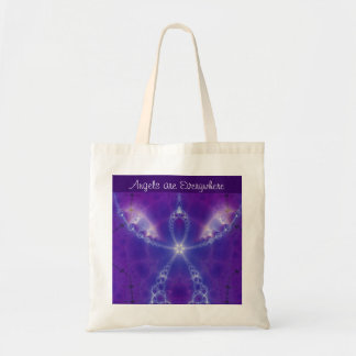 Angels are Everywhere Budget Tote Bag