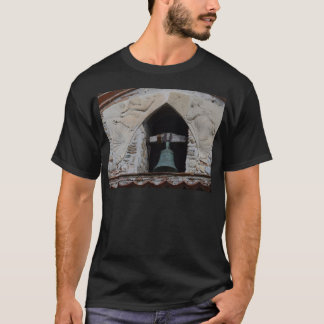 Angels Around A Church Bell T-Shirt