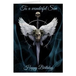 Angel's Bane Birthday Card