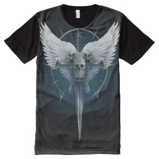 Angel's Bane Sword of Death T-shirt