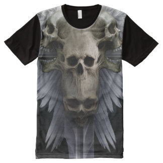 Angel's Bane Sword of Death T-shirt V2