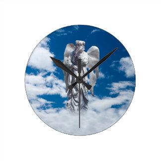 Angels Kiss Wall Clocks