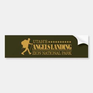 Angels Landing Bumper Sticker