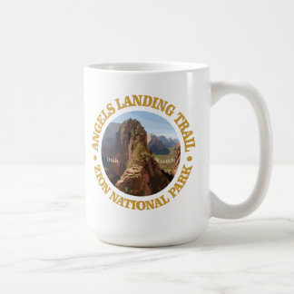 Angels Landing Coffee Mug