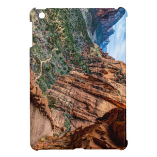 Angel's Landing Trail Zion National Park - Utah Cover For The iPad Mini