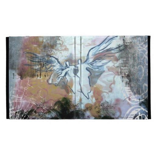 Angels Mural iPad Case