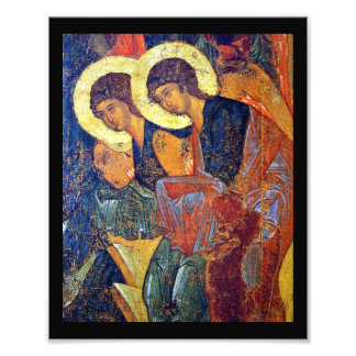 Angels of Annunciation Photo Print