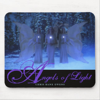 ANGELS OF LIGHT -Mouse Pad