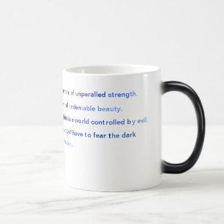 Angels of the Dark warriors. Magic Mug
