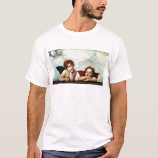 Angels of the Sistene Madonna T-Shirt