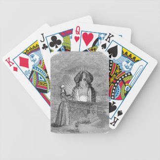 Angels over the Ark of the Covenant Bicycle Playing Cards