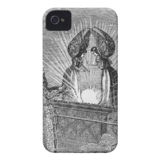 Angels over the Ark of the Covenant iPhone 4 Case