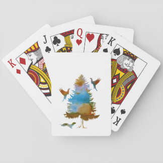 Angels Playing Cards