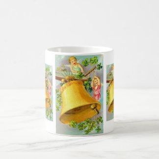 Angels ringing bells coffee mug