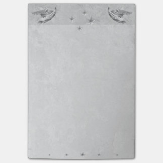 Angels stars post-it® notes