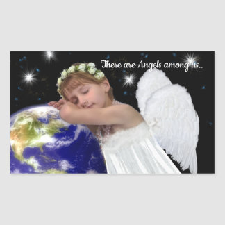 Angels sticker