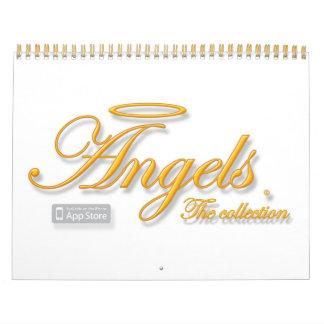 Angels, The Collection Callendar 2 Calendar
