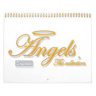 Angels, The Collection Callendar Wall Calendars