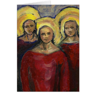 """Angels """"The Guardians"""" note cards"""