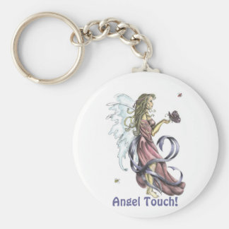 Angels Touch! Collector Keychain