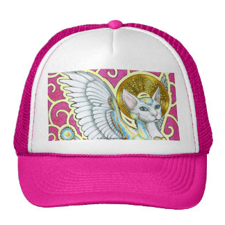 Angels Walk On 4 Paws Hat