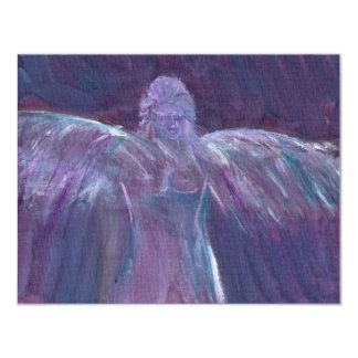 ANGELS WANTED CUSTOM ANNOUNCEMENTS