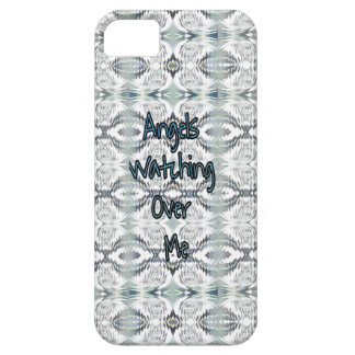 Angels Watching Over Me iPhone 5 Covers