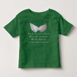 Angels Wings Toddler T-Shirt