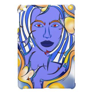 Angeonilium V2 - beautiful angel iPad Mini Case