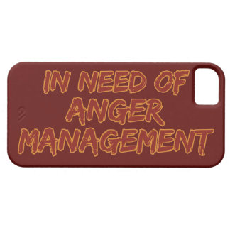 Anger Management custom iPhone case