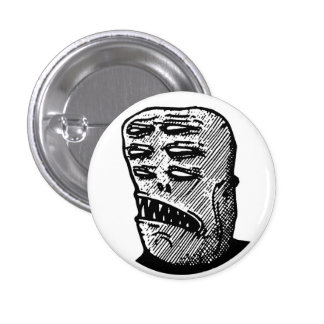 anger, step2 3 cm round badge