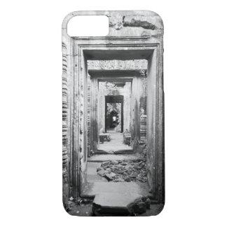 Angkor Cambodia, Doorways Preah Khan iPhone 7 Case