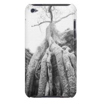 Angkor Cambodia, Tree Ta Prohm iPod Touch Cases